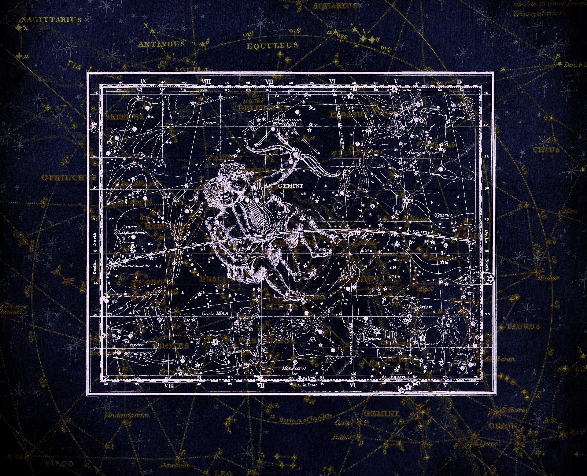Constelatia Gemeni