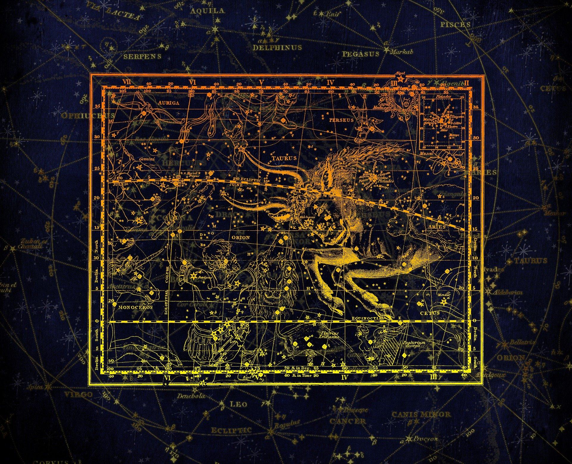Constelatia Taur