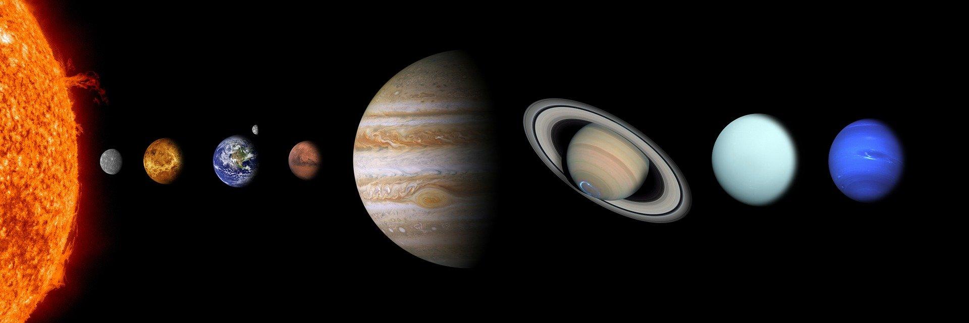 Planetele, interpretare astrologica