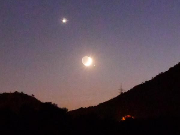 Luna in relatie cu Venus Sursa: insearchoflostpictures.wordpress.com
