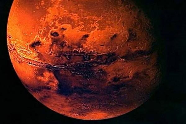 Marte in relatie cu planetele Sursa: www.highlightpress.com