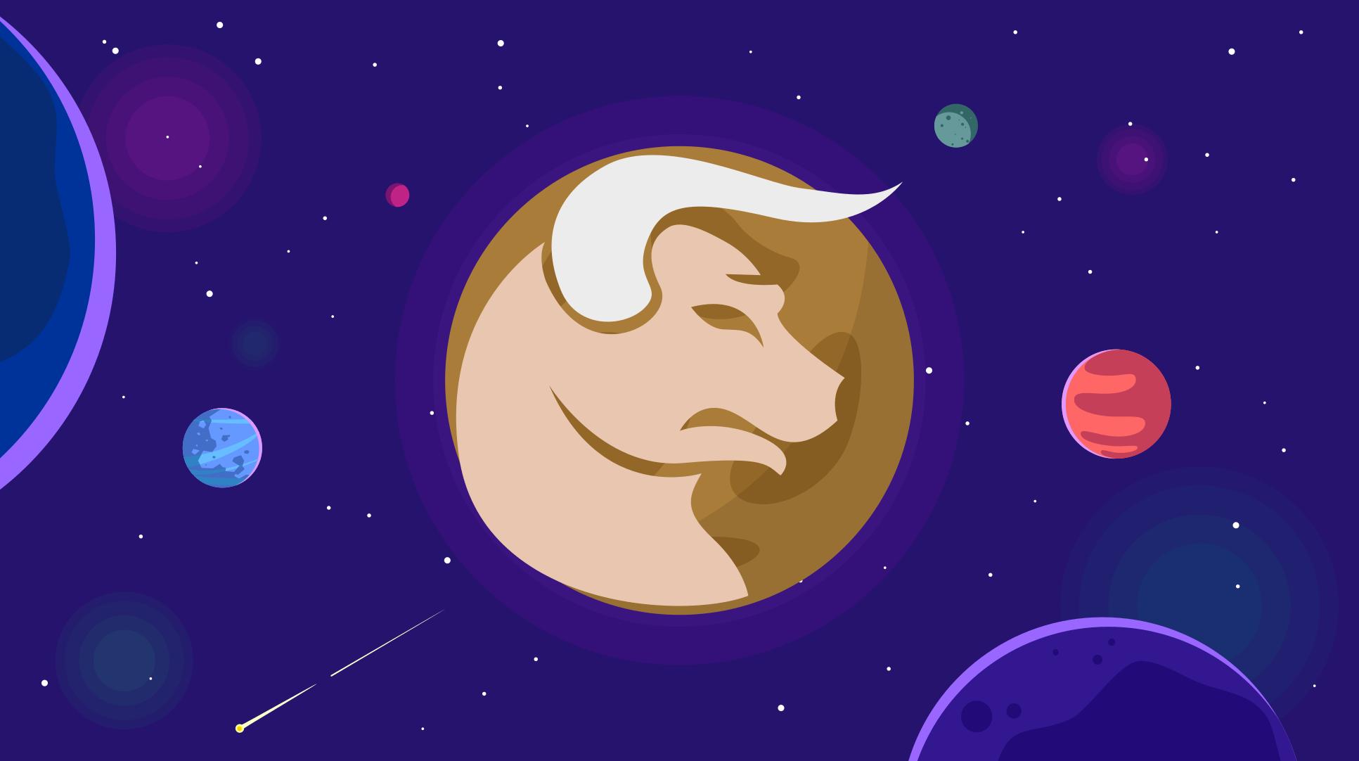 Mercur in zodia Taur