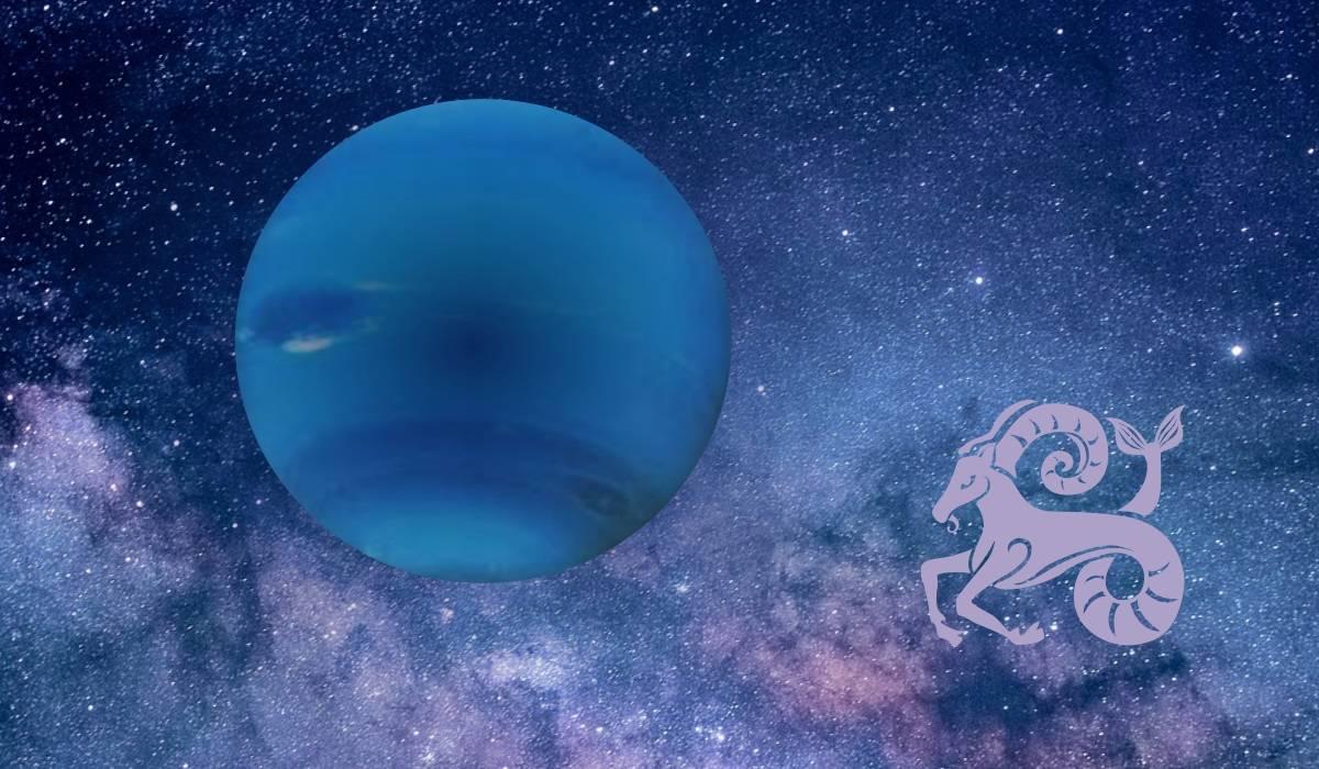 Neptun in Capricorn