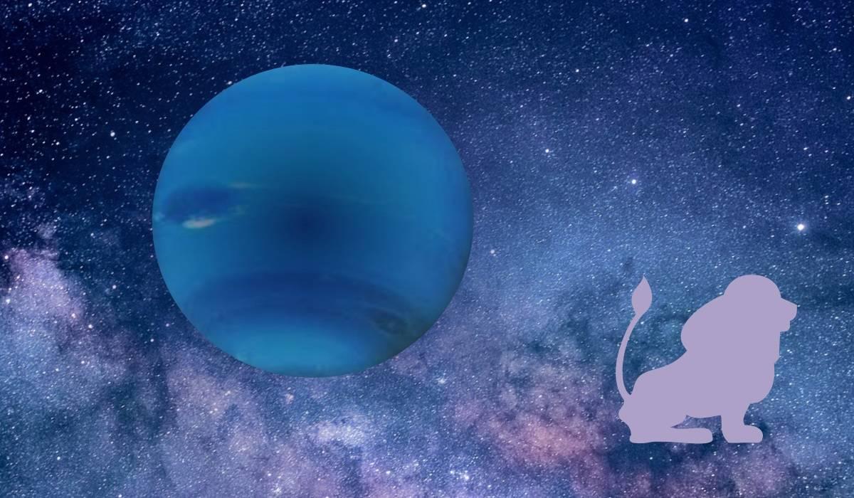 Neptun in Leu