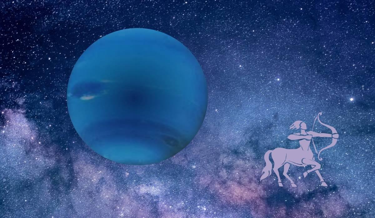 Neptun in Sagetator