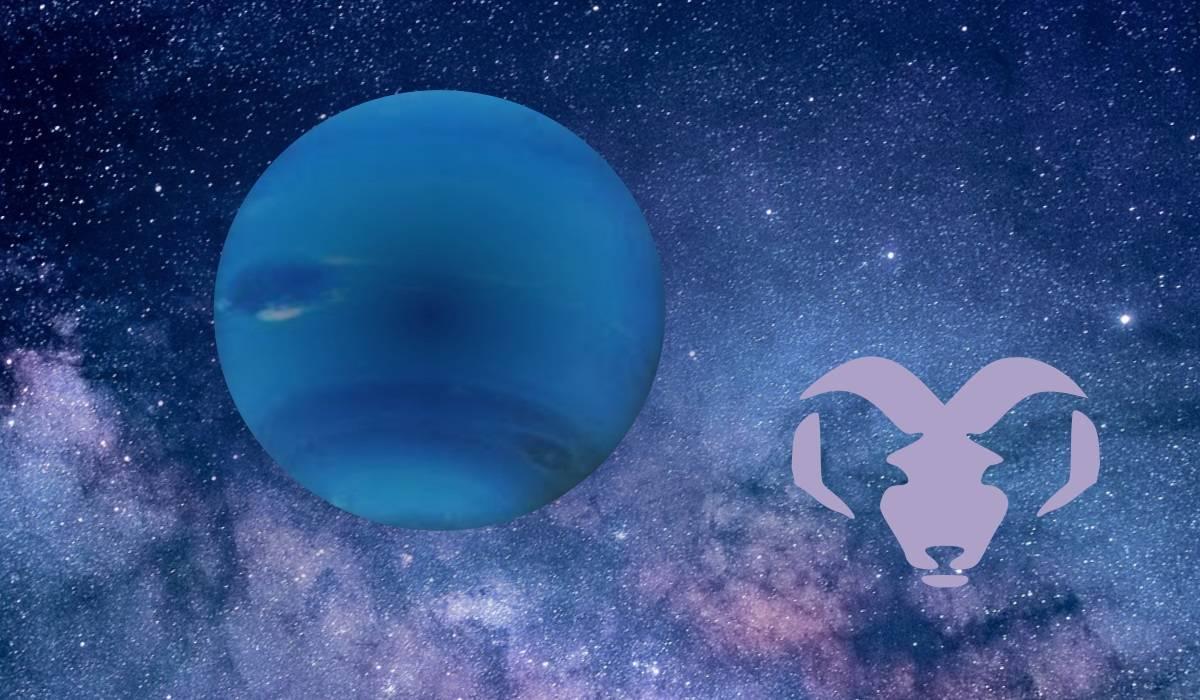 Neptune in zodia Berbec