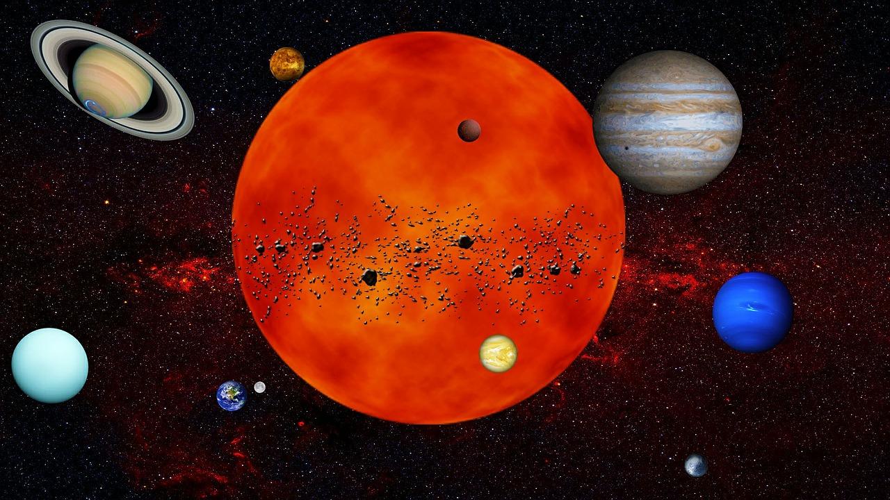 Planetele in astrologia indiana - Soarele