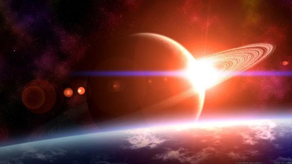 Saturn Sursa: getfreehdwallpaper.blogspot.com