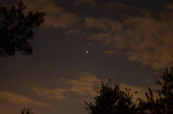 Soarele in relatie cu Venus Sursa: maysbls.wordpress.com