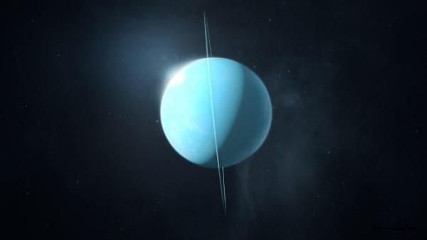 Uranus in semnele zodiacale Sursa: simpleastronomy.blogspot.com