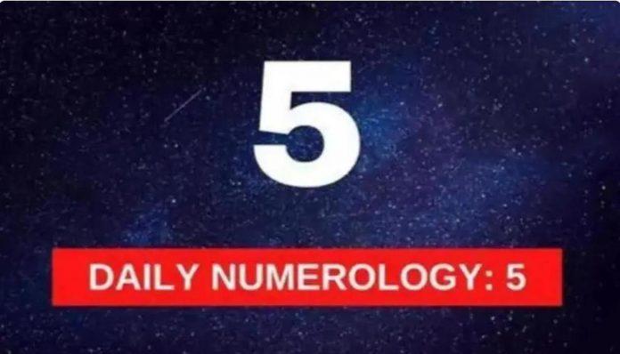 Vibratia numarului 5 in numerologie