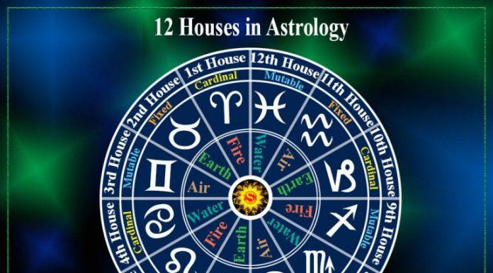 Casele terestre in astrologie