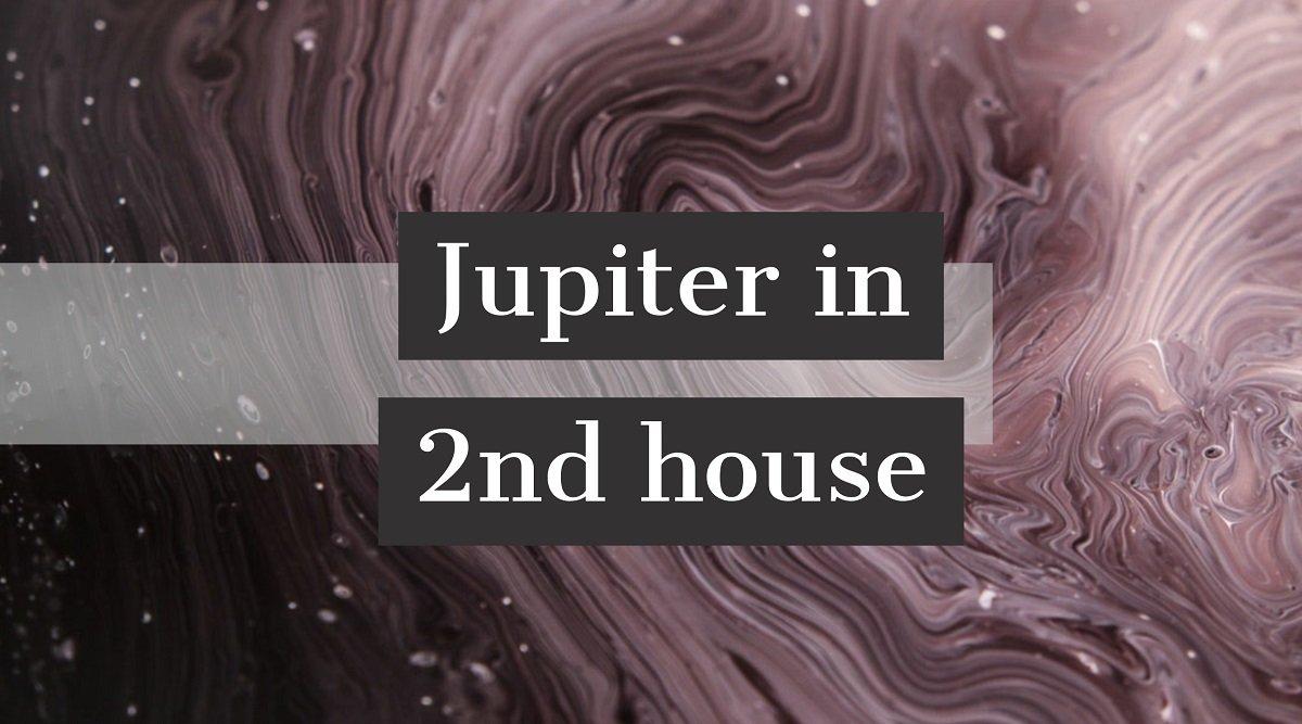 Jupiter in casa a II-a