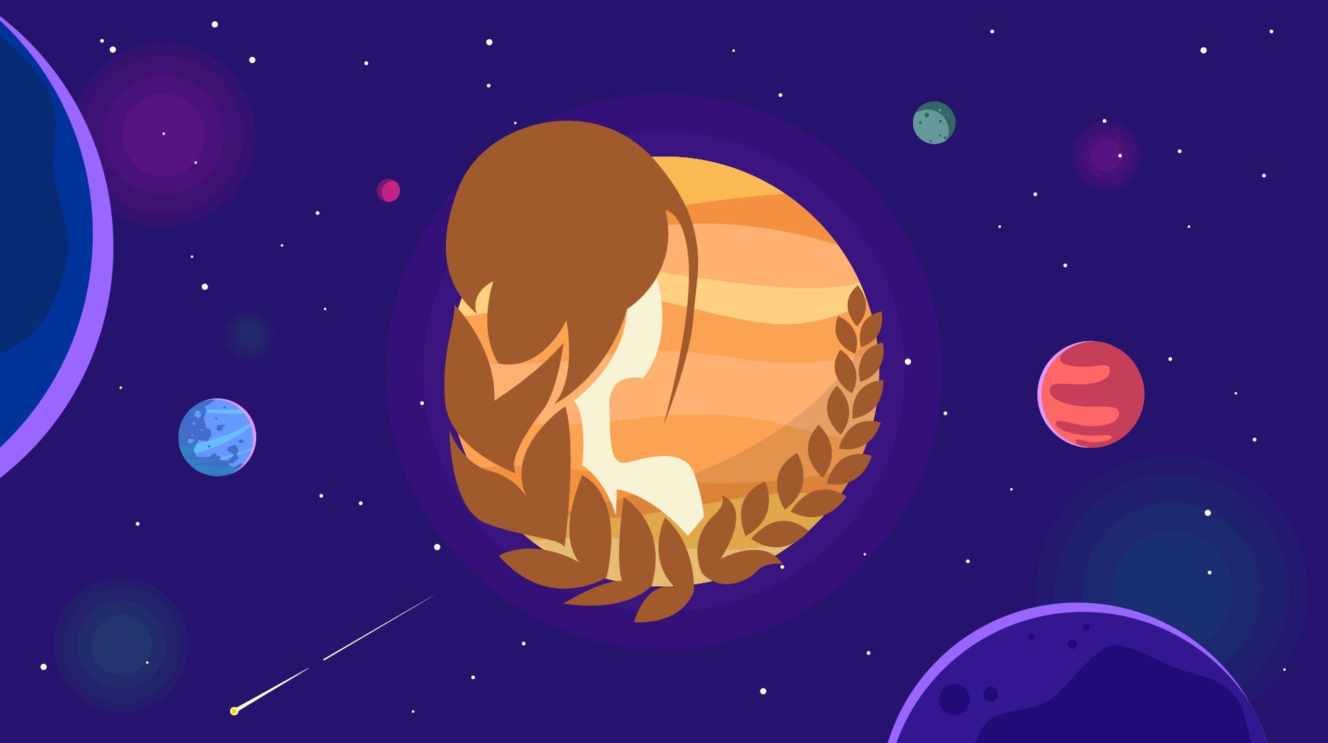Jupiter in zodia Fecioara