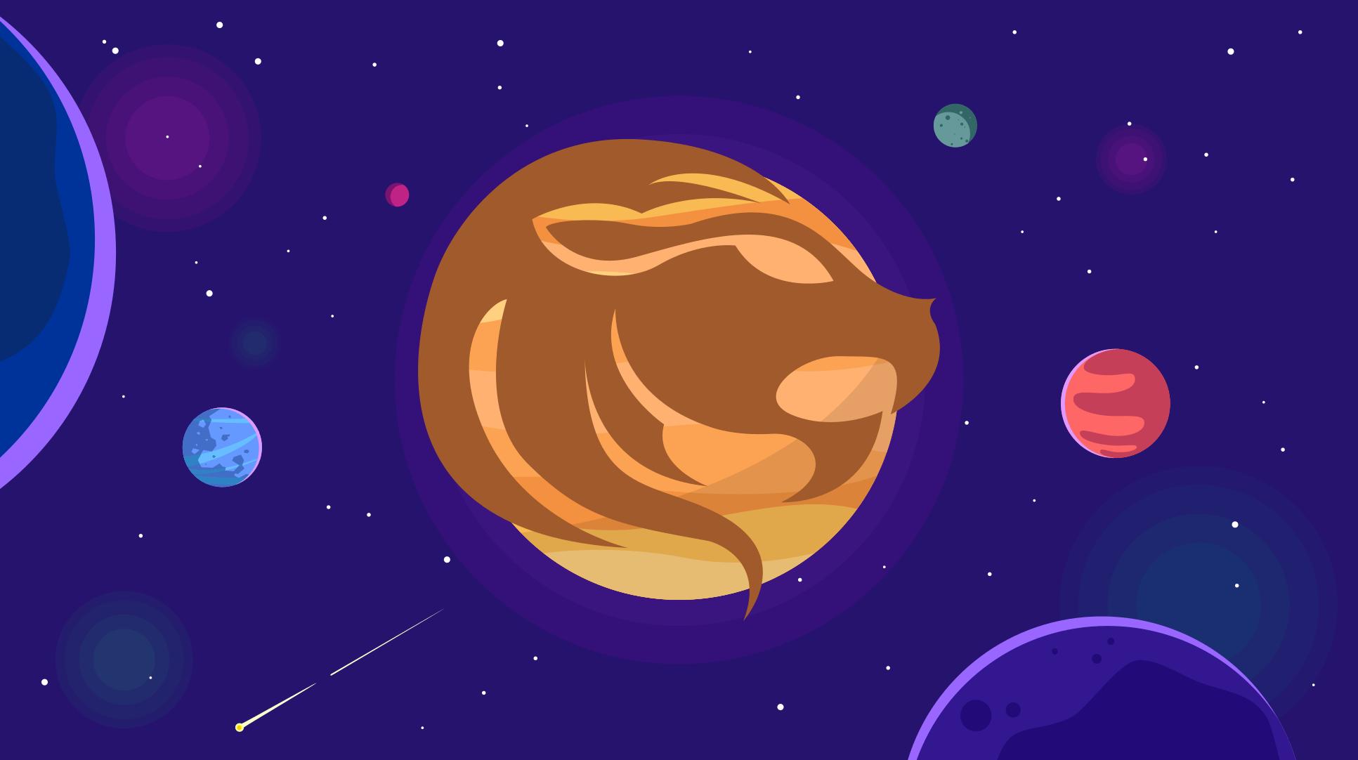 Jupiter in zodia Leu