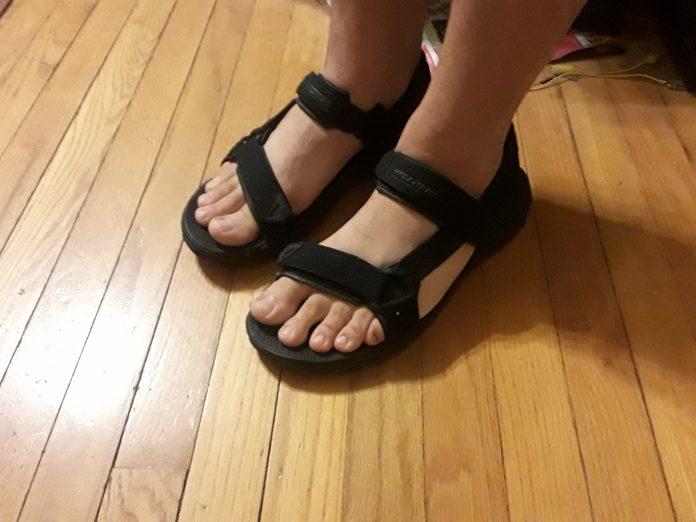 Interpretare vis in care apar sandale