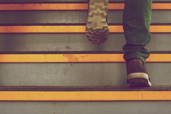 Interpretare vis in care apar trepte