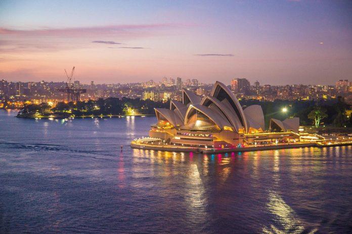 Interpretare vis in care apare Australia