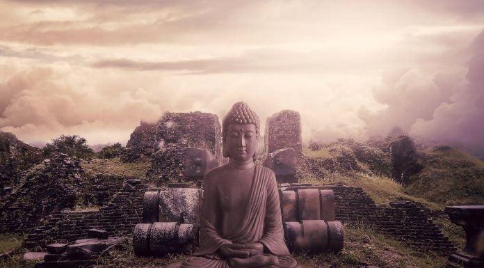 Interpretare vis in care apare Budha