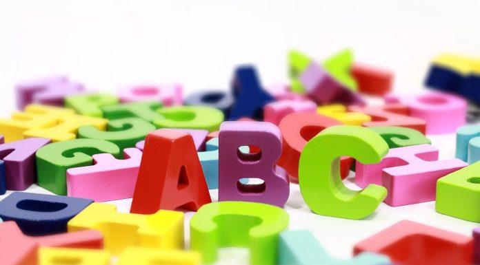 Interpretare vis in care apare abecedar