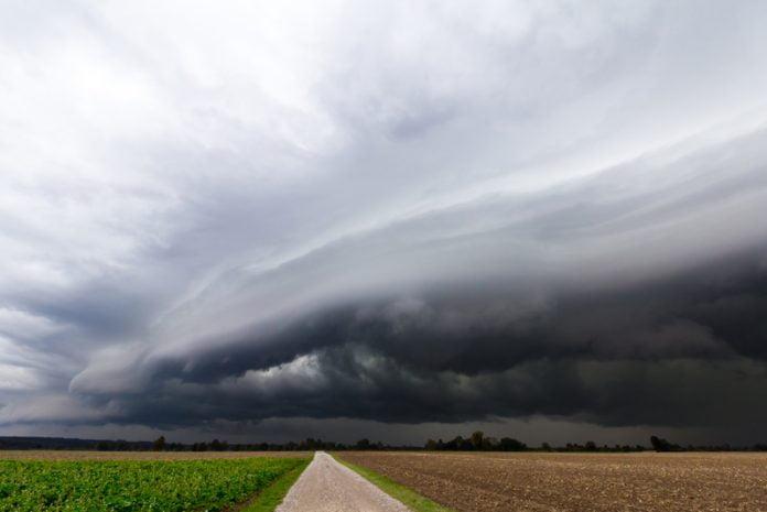 Interpretare vis in care apare furtuna