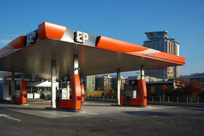 Interpretare vis in care apare o benzinarie