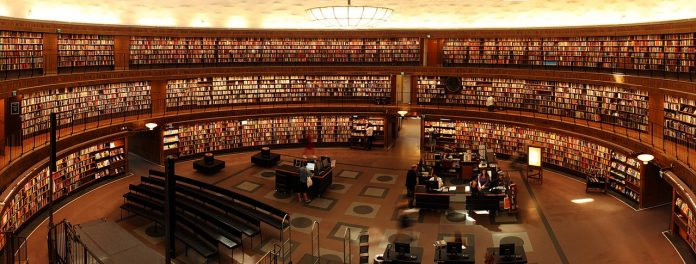 Interpretare vis in care apare o biblioteca
