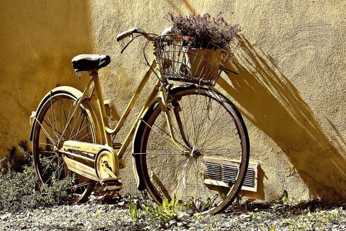 Interpretare vis in care apare o bicicleta