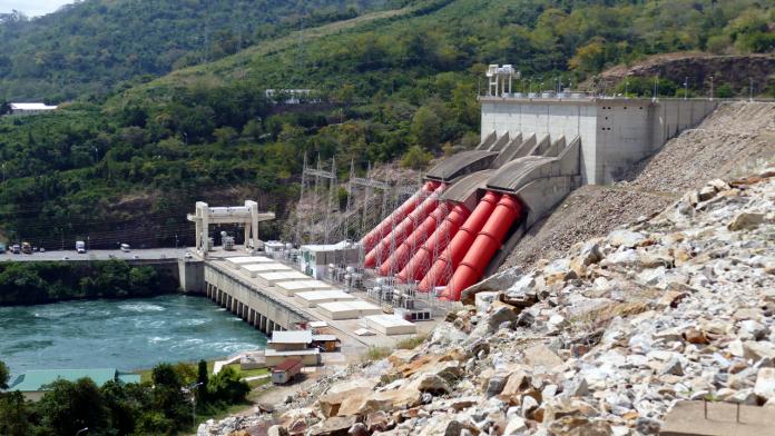 Interpretare vis in care apare o hidrocentrala
