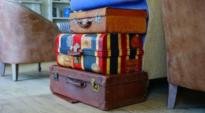 Interpretare vis in care apare o valiza