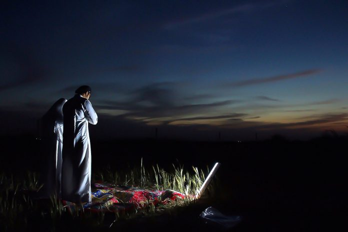 Interpretare vis in care apare rugaciune
