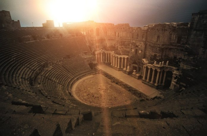 Interpretare vis in care apare un amfiteatru