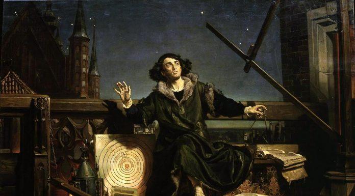 Interpretare vis in care apare un astronom