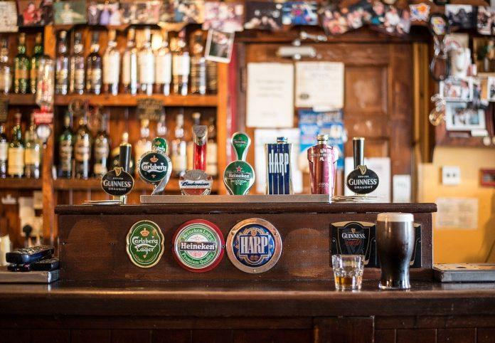 Interpretare vis in care apare un bar
