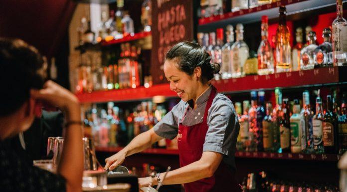 Interpretare vis in care apare un barman
