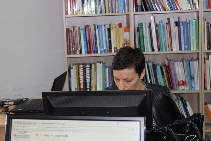 Interpretare vis in care apare un bibliotecar