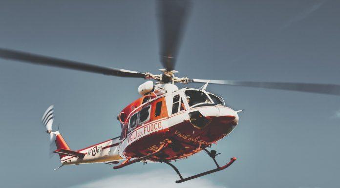 Interpretare vis in care apare un elicopter