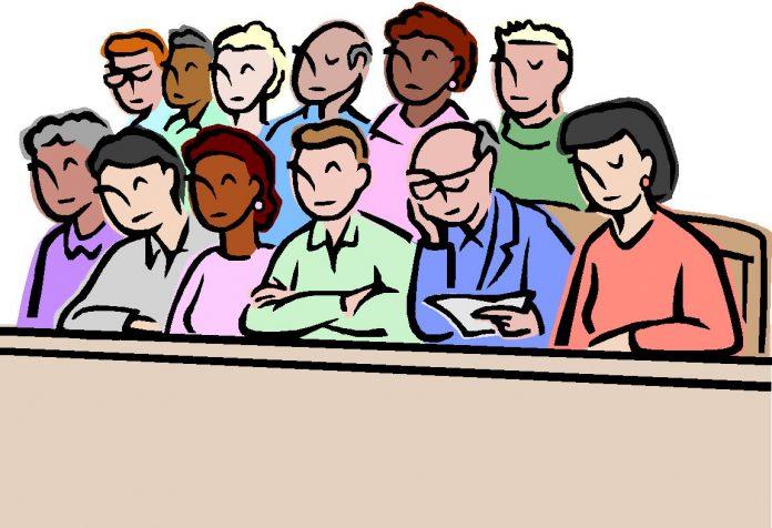 Interpretare vis in care apare un juriu