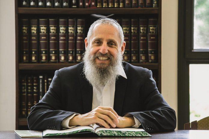 Interpretare vis in care apare un rabin
