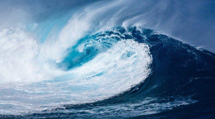 Interpretare vis in care apare un val