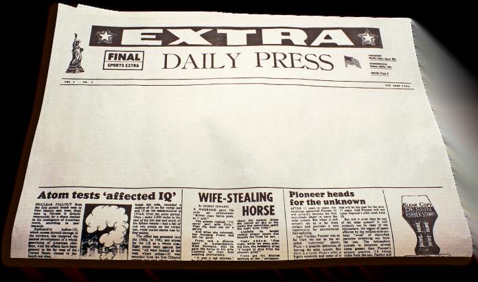 Interpretare vis in care apare un ziar