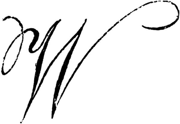 Litera W Sursa: truestorieshonestlies.blogspot.com