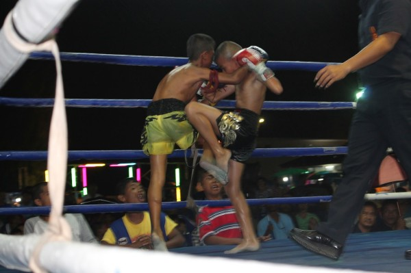 Meci de box Sursa: timinphuket.blogspot.com