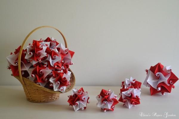 Un cos Sursa: cridiana-origami.blogspot.com