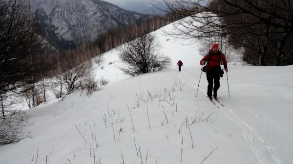 Zapada Sursa: snow-trace.blogspot.com
