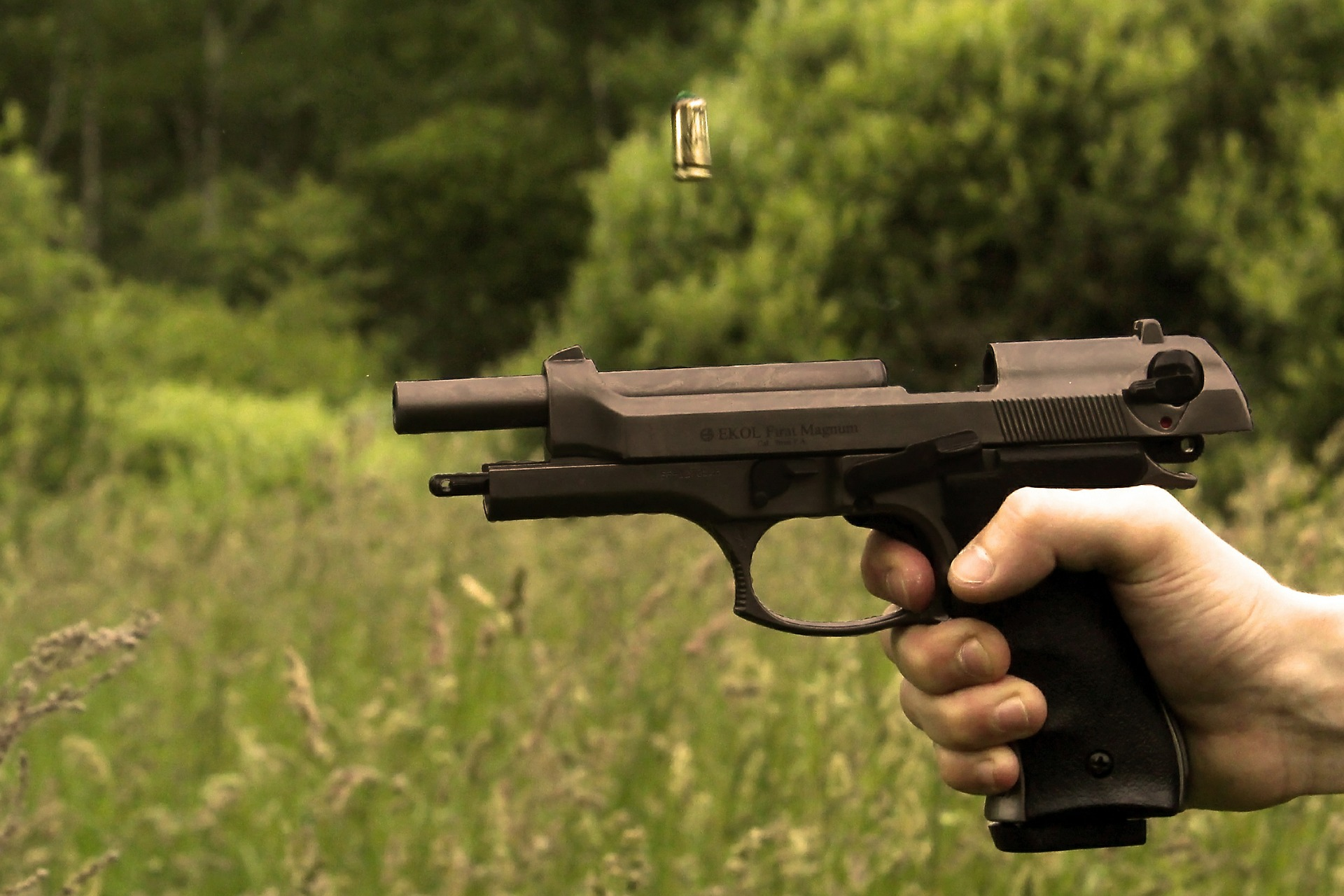 arma care ucide