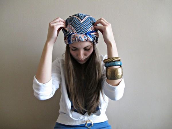 Basma, Foto: fashionandstylev.blogspot.ro