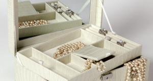 Caseta de bijuterii. Foto: eventsstyle.com