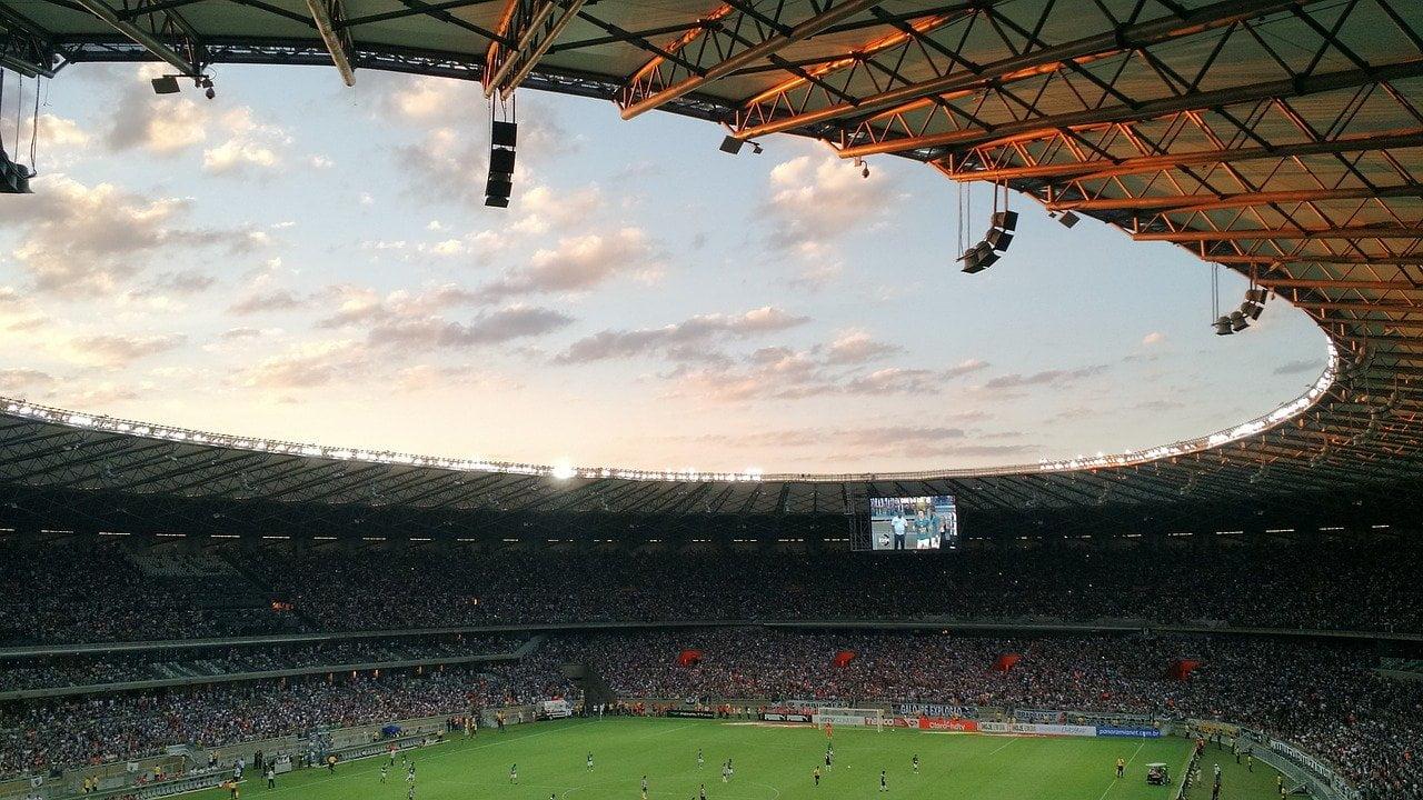 stadion pentru fotbal