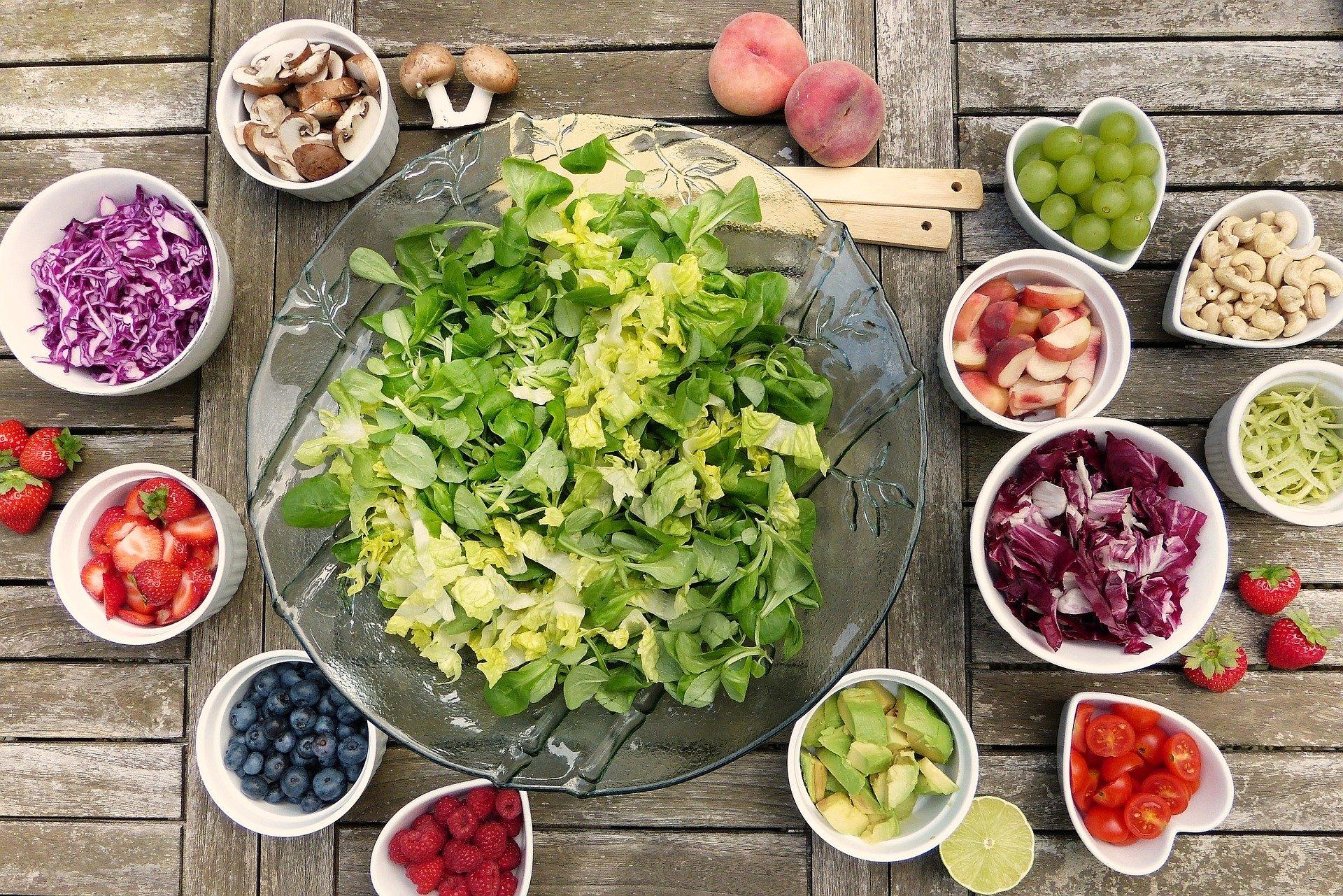 tipuri de salata